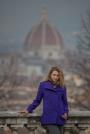 San Miniato wiew Brunelleschi Chapel